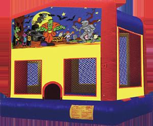 할로윈 하우스(에어 놀이 도구)